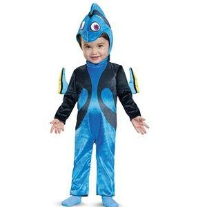 Baby FINDING DORY Halloween Costume Sz 12/18M NWT
